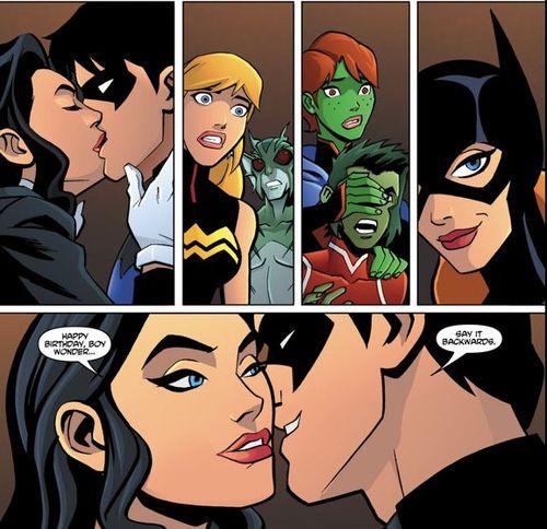 lego batman and robin batgirl nightwing relationship