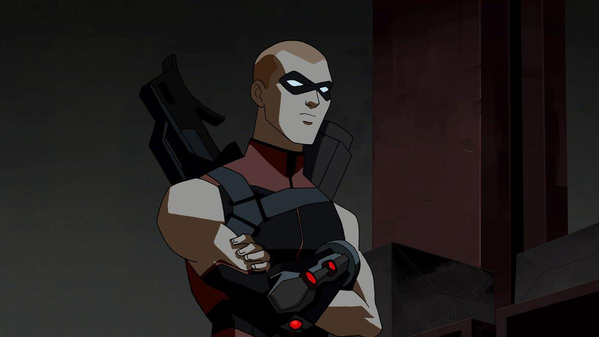 Young Justice Season 3 Nightwing Not to mention BOTH are