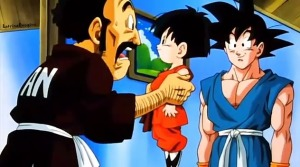 Hercule; I'm more powerful than a Saiyan?