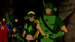 Green_Arrow_introduces_Artemis