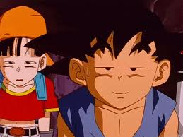 Pan and Goku; Uh-huh...