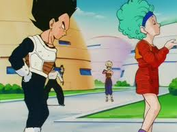Vegeta; That's it Bulma, we are having a third child and this time we'd better get it right!!