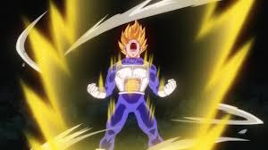 I want to become a Super Saiyan God too!!!!!