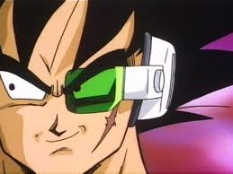 Here that Vegeta? I could totally demolish you in a battle!