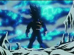 Android Saga Super Saiyan Goku Vs Super Saiyan Vegeta