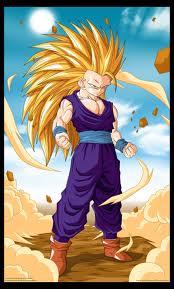 If the youngest son of goku can become a super saiyan 3 after fusing