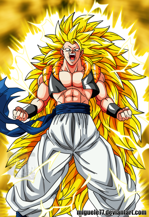 Dragon Ball Z: Gogeta ...