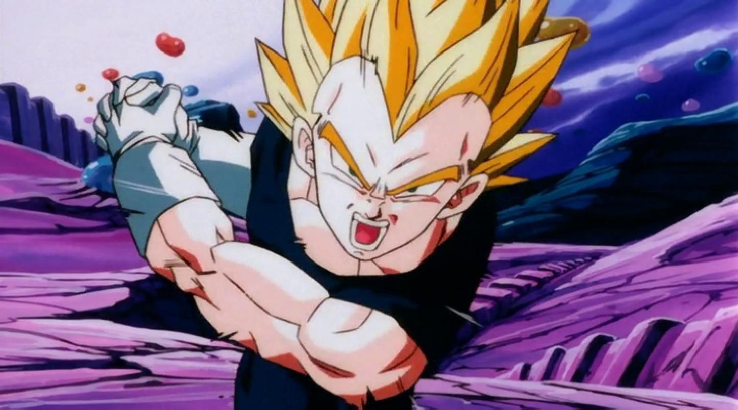 Dragon Ball Z: Gogeta Vs Vegito – Who's Stronger ...