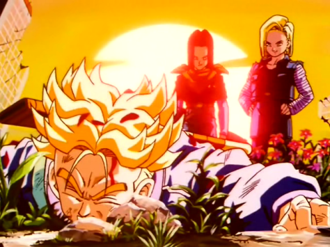 DBZ-Future-Trunks-Defeated-By-Androids