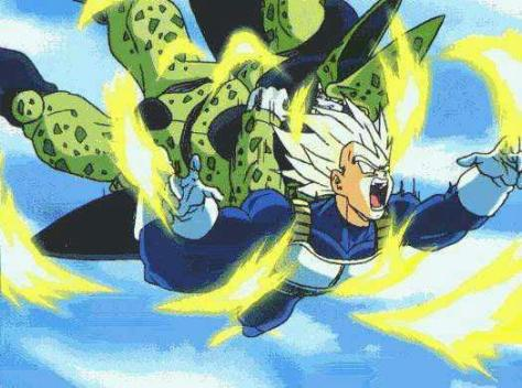 Cell-vs-Vegeta