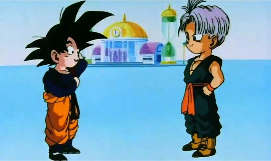 Goten And Trunks Fusion As Adults