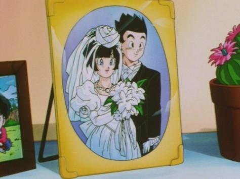 Gohan_and_Videl_married