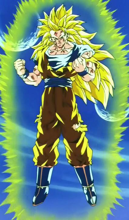 Dragon Ball Z: Is Super Saiyan 3 Goku More Powerful Than ...