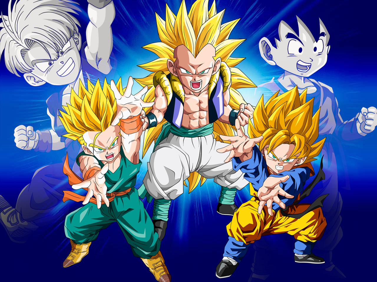 dragon ball z is super saiyan 3 goku more powerful than
