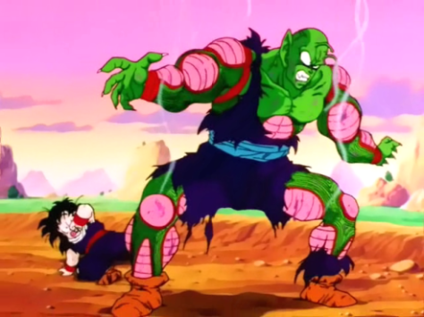Piccolo_saves_gohan_from_nappa