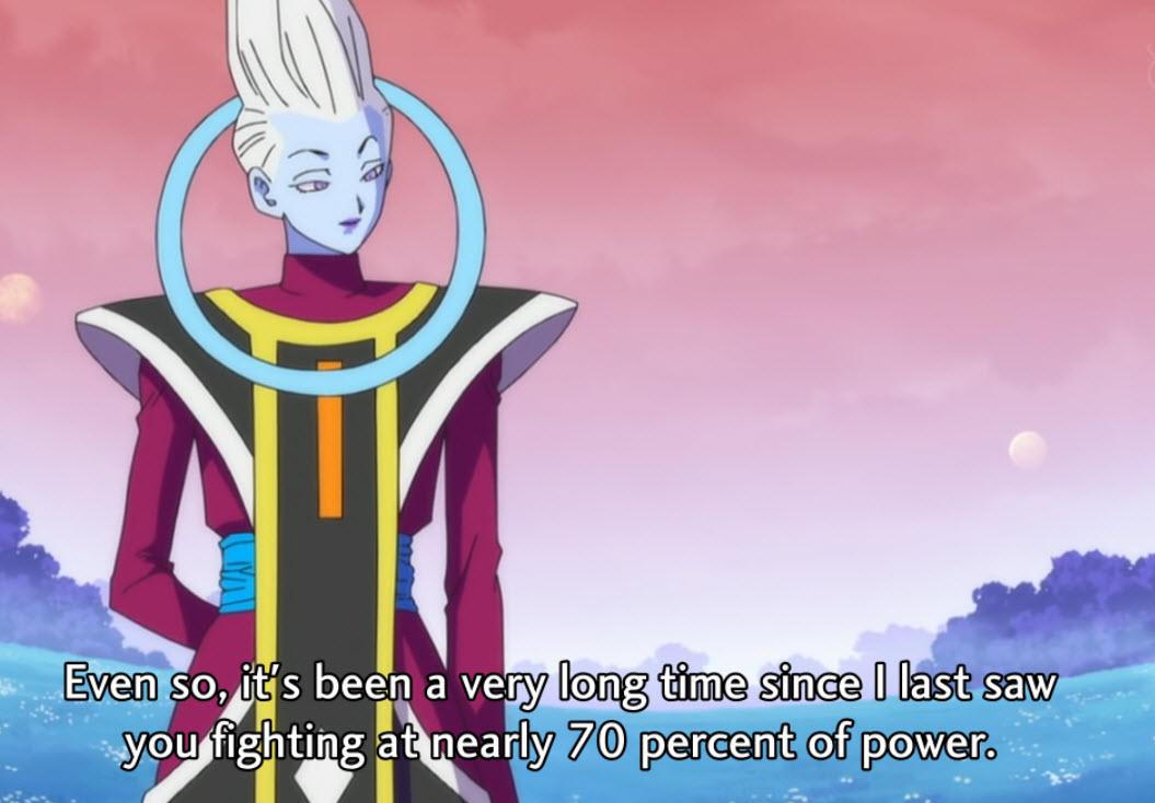 Dragon Ball Super Is Super Saiyan God Super Saiyan More Powerful