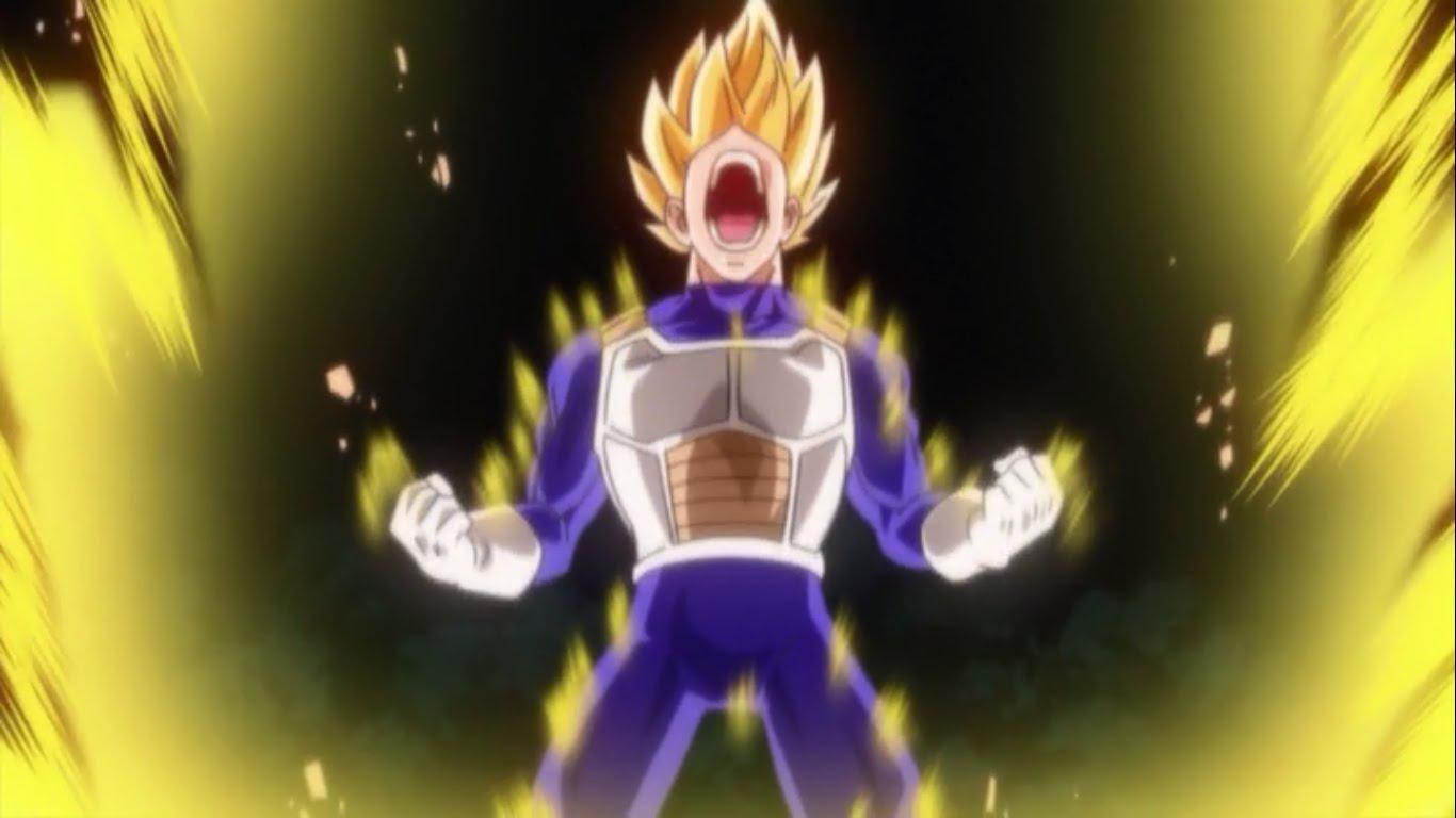 Goku ssj2 vs majin vegeta latino dating 2
